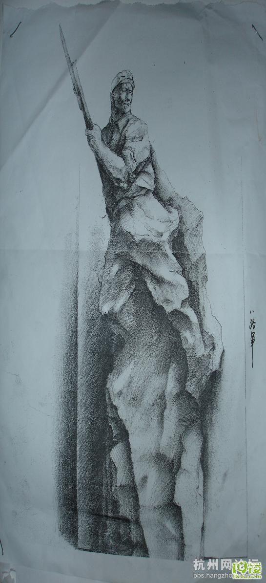 ***纯手绘商业原创艺术设计(油画 壁画 插图 雕塑设计